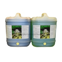 Growrite Hydroponic Nutrient A & B Set (Available in 5 & 20Ltr Sets)