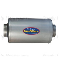 CAN Silencer with flange - 150mm