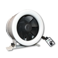 PRO-Lite EC Fan with Speed Control | Hi Powered