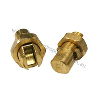 Brass Line Tap ( available in 16mm & 32mm )