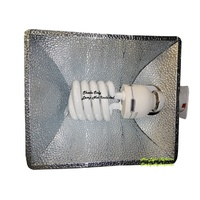 CFL Max Light Reflector Aluminium