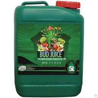 Bud Juice | Flowering Additive | Sizes 1 & 5 Ltr