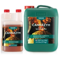 Canna Cannazym Hydroponic Additive (available 1 ltr & 5 ltr )