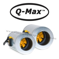 Q-Max AC Silenced Fans | Multiple Sizes