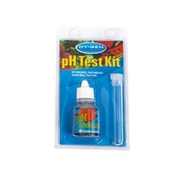 pH Test Kit 30ml with vial