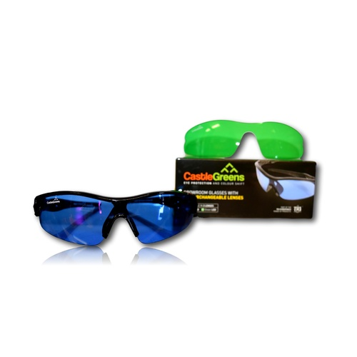 Castle Greens Growroom Safety Glasses