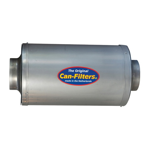 CAN Silencer with Flange – 200mm