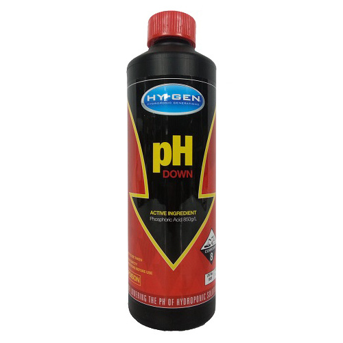 pH Down Correcting Solution [Size: 500ml]